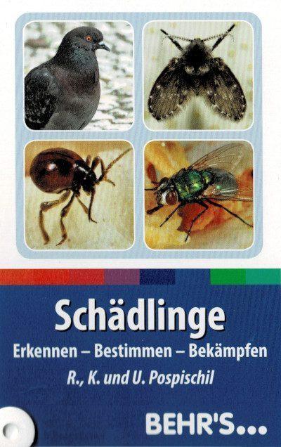Cover: Schädlinge: Erkennen - Bestimmen - Bekämpfen